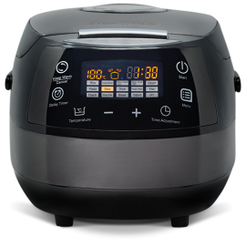 clever chef charcoal multicooker