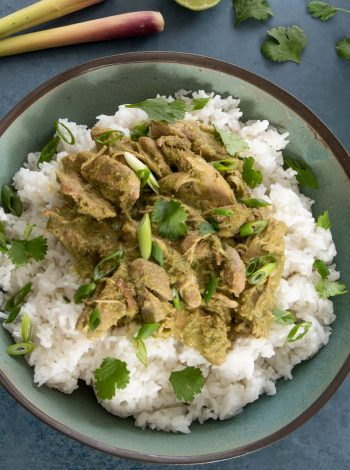 donal skehan clever chef thai chicken stew