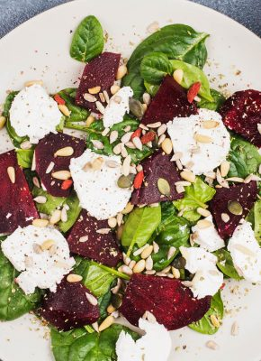 pressure king pro beetroot and goats cheese 5L