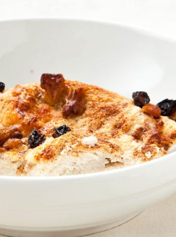 pressure king pro bread and butter pudding 3L