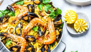 pressure king pro chicken and seafood paella 6L