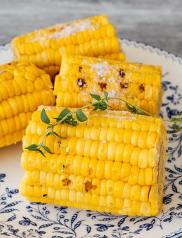 pressure king pro corn on the cob 5L recipe