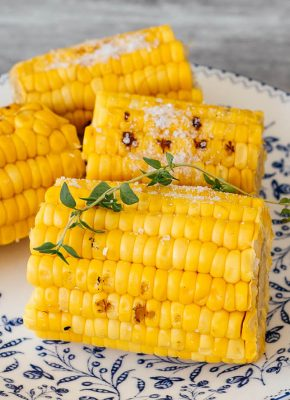 pressure king pro corn on the cob 6L recipe