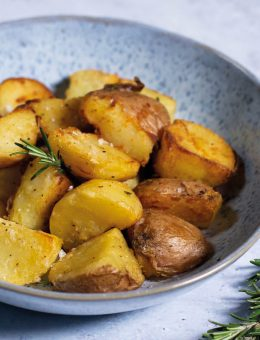 pressure king pro crispy roast potatoes 5L recipe