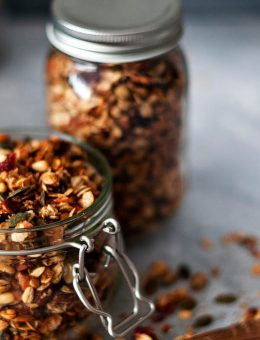 pressure-king pro healthy homemade granola 3L recipe