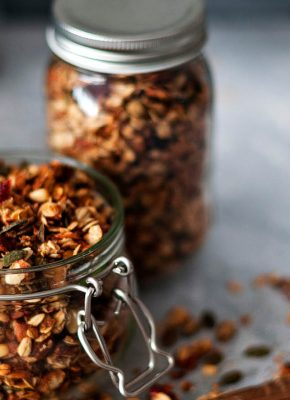 pressure-king pro healthy homemade granola 5L recipe