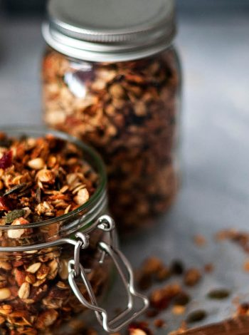 pressure-king pro healthy homemade granola 6L recipe