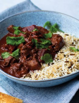 pressure king pro lamb rogan josh 5L recipe