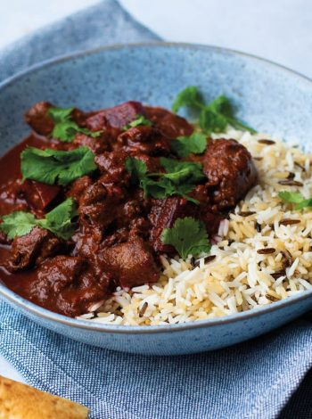 pressure king pro lamb rogan josh 6L recipe