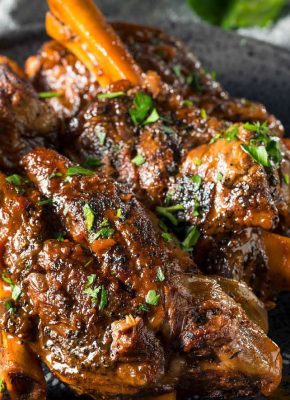 pressure king pro lamb shanks 6L recipe