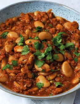 pressure king pro spanish butter bean stew 5L recipe