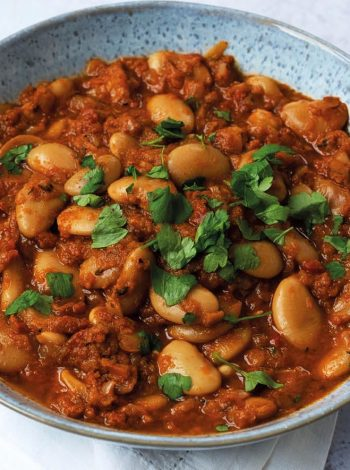 pressure king pro spanish butter bean stew 6L recipe