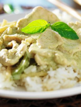 pressure king pro thai green curry 6L recipe