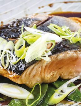 pressure king pro thai salmon fillets 6L recipe