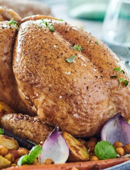 pressure king pro whole roast chicken 6L recipe